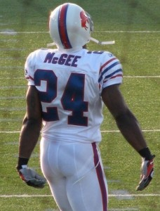 Terrence McGee Buffalo Sports Daily